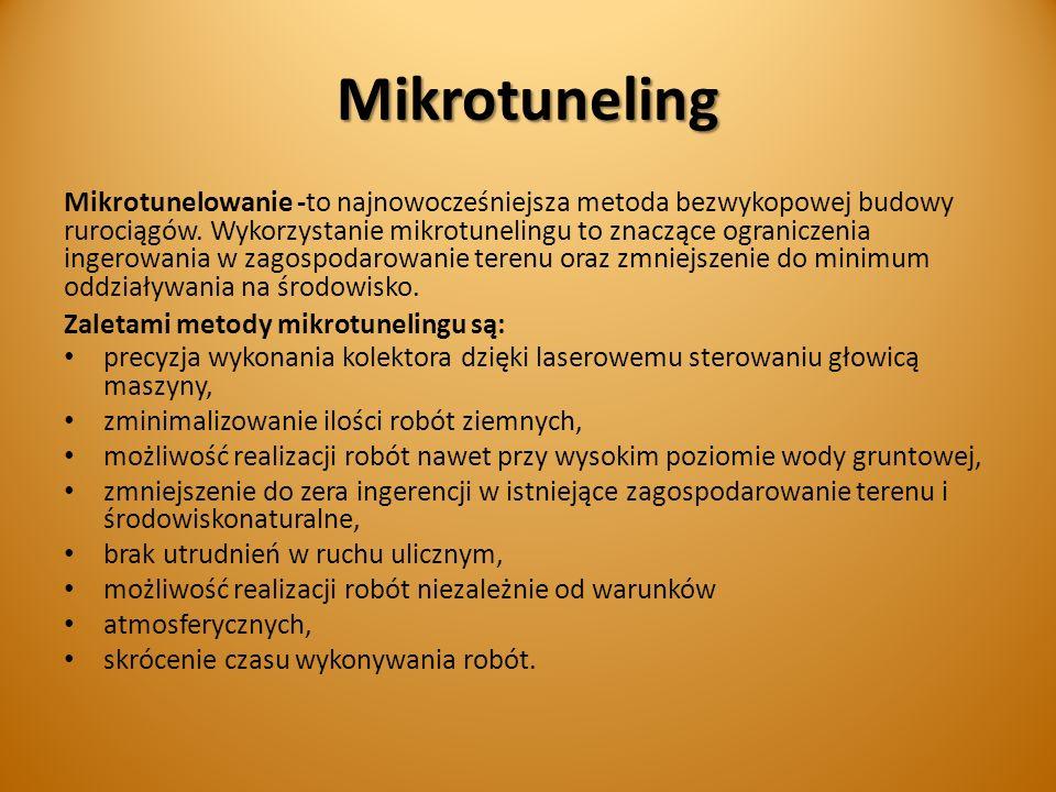 Mikrotuneling