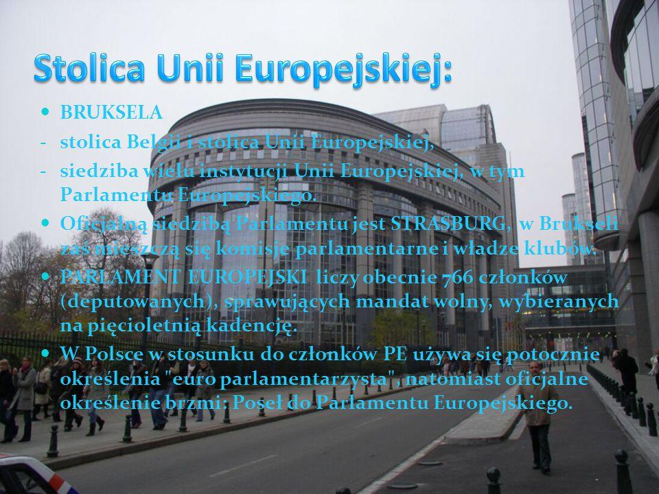 Stolica Unii Europejskiej: