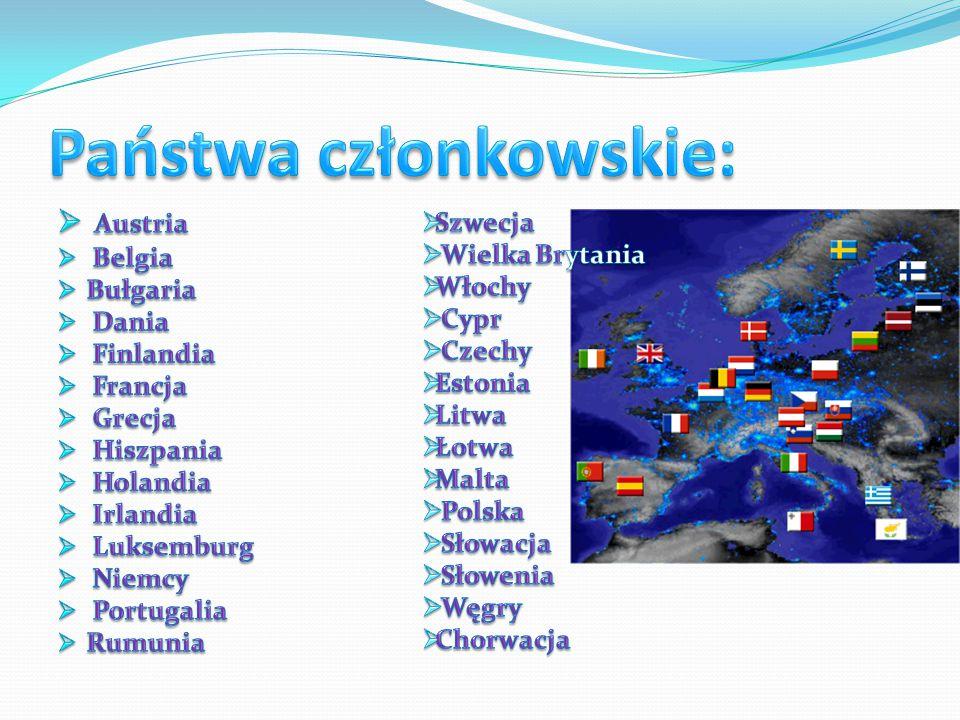 Państwa członkowskie: