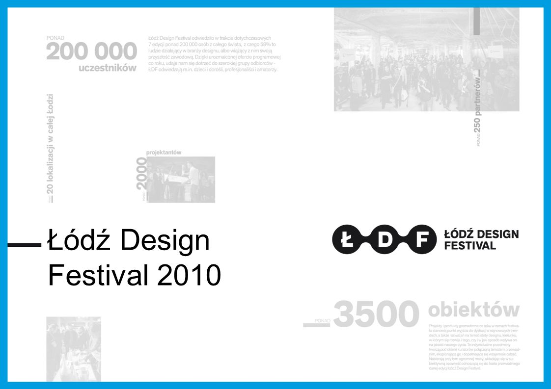 Łódź Design Festival 2010