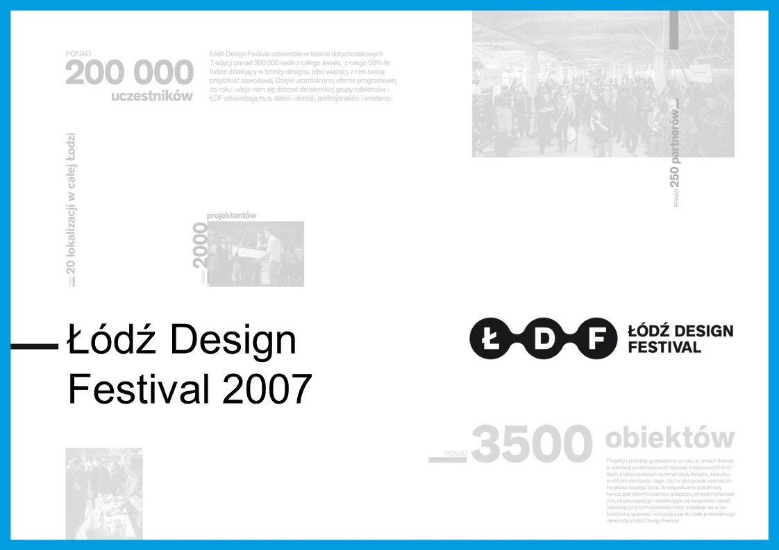 Łódź Design Festival 2007