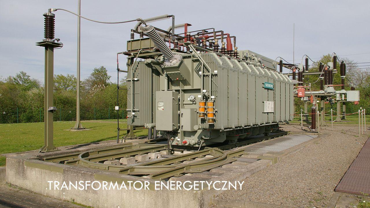Transformator energetyczny