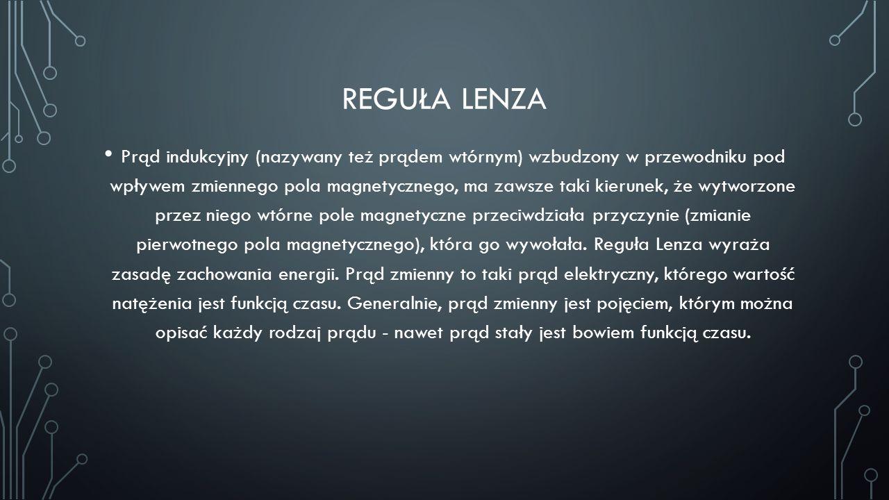 Reguła Lenza