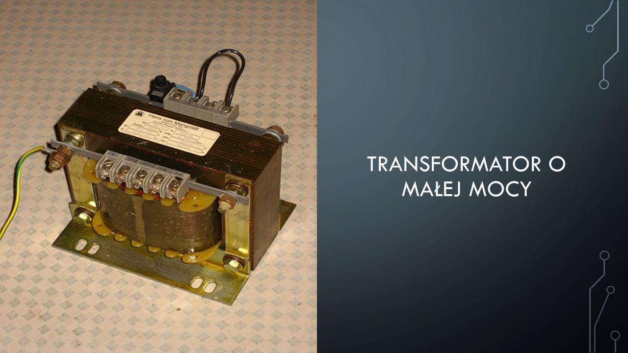 Transformator o małej mocy