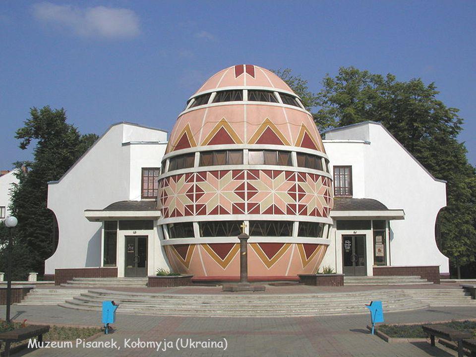 Muzeum Pisanek, Kołomyja (Ukraina)