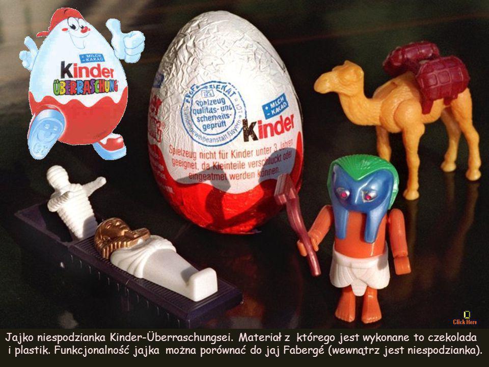 Jajko niespodzianka Kinder-Überraschungsei