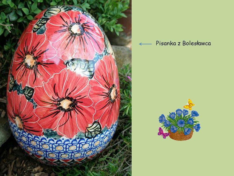 Pisanka z Bolesławca