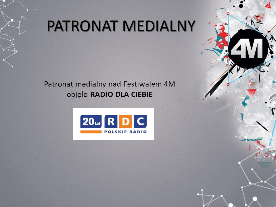 Patronat medialny nad Festiwalem 4M objęło RADIO DLA CIEBIE