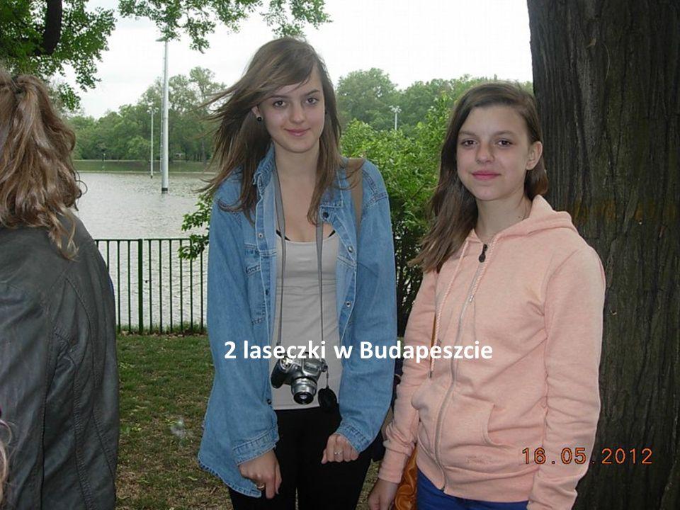 2 laseczki w Budapeszcie