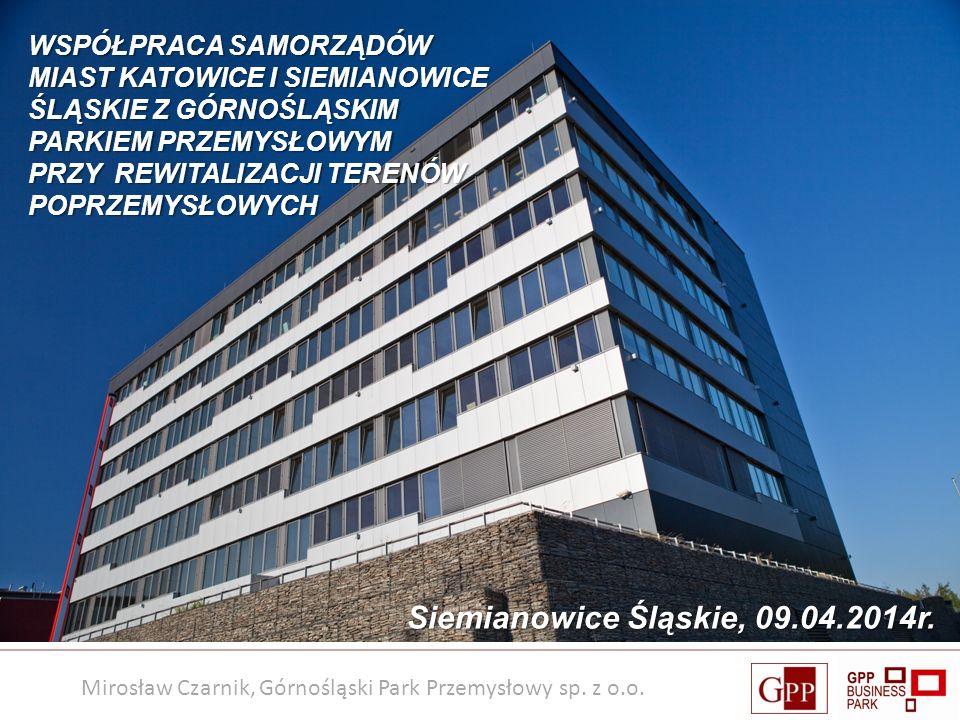 Siemianowice Śląskie, 09.04.2014r.