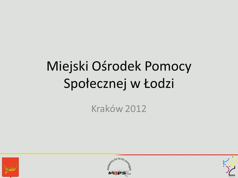 Miejski Ośrodek Pomocy Społecznej w Łodzi