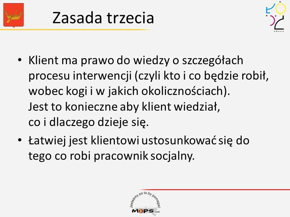 Zasada trzecia