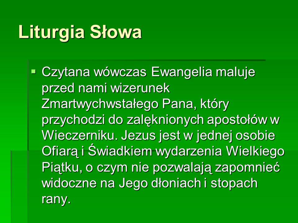 Liturgia Słowa