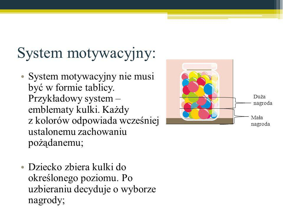 System motywacyjny: