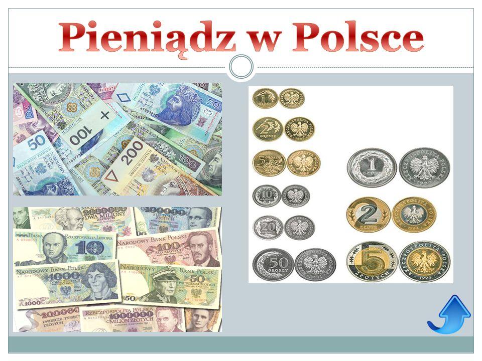 Pieniądz w Polsce