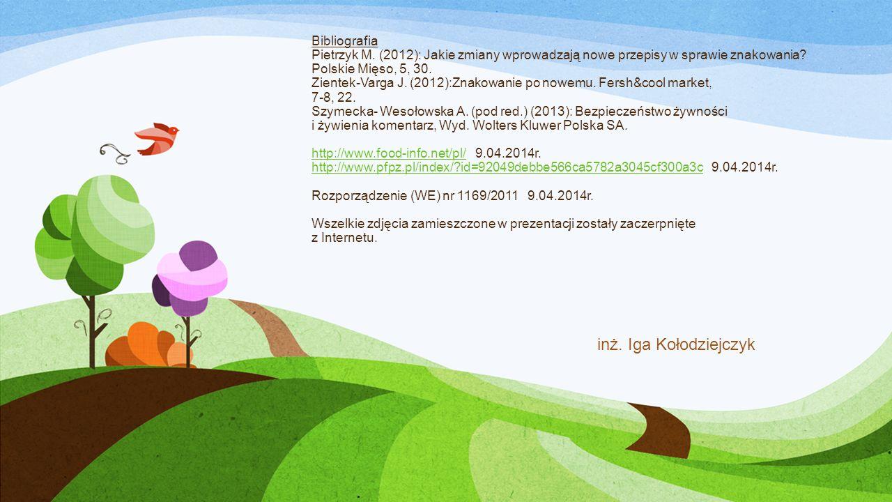 Bibliografia Pietrzyk M