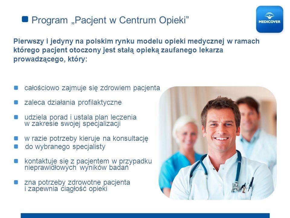 """Program """"Pacjent w Centrum Opieki"""