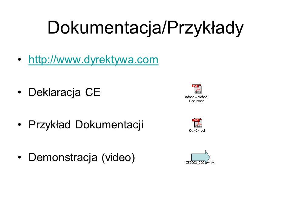 Dokumentacja/Przykłady