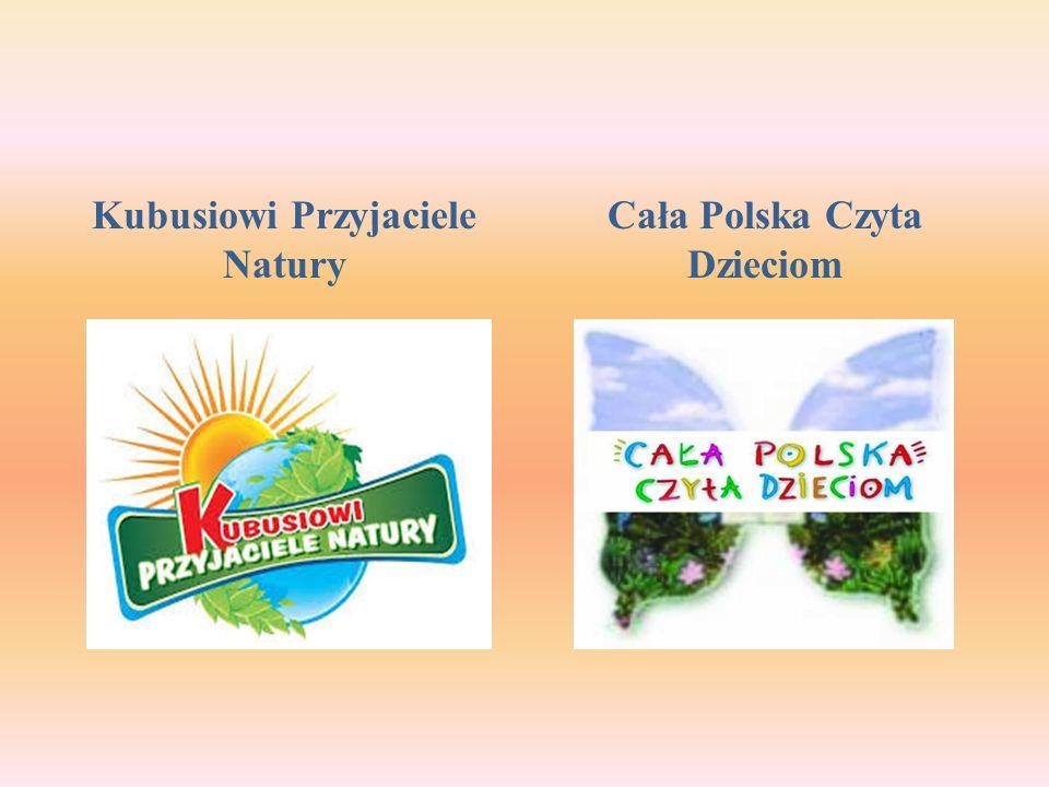 Kubusiowi Przyjaciele Natury Cała Polska Czyta Dzieciom
