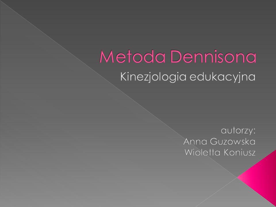 Kinezjologia edukacyjna autorzy: Anna Guzowska Wioletta Koniusz
