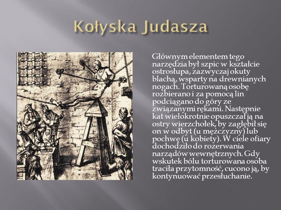 Kołyska Judasza