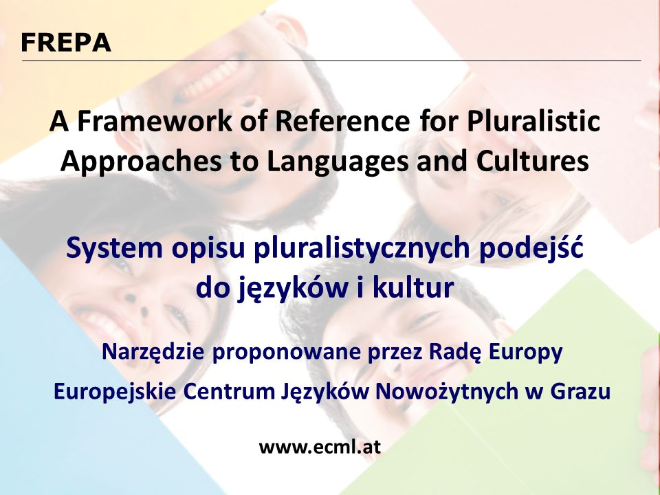 System opisu pluralistycznych podejść do języków i kultur