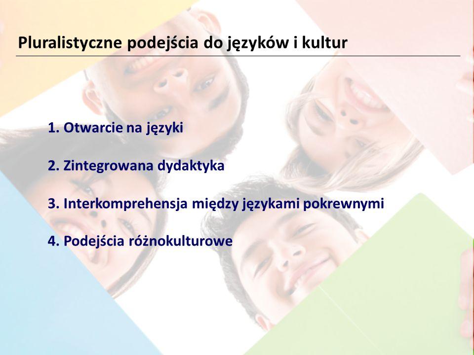 Pluralistyczne podejścia do języków i kultur
