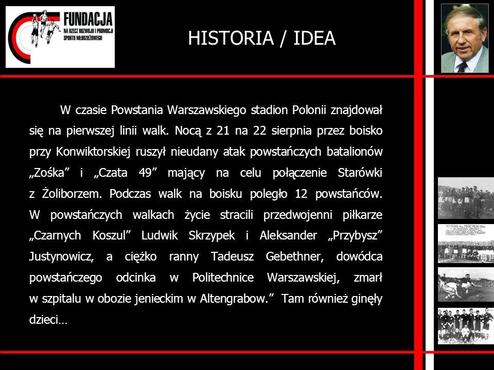 HISTORIA / IDEA