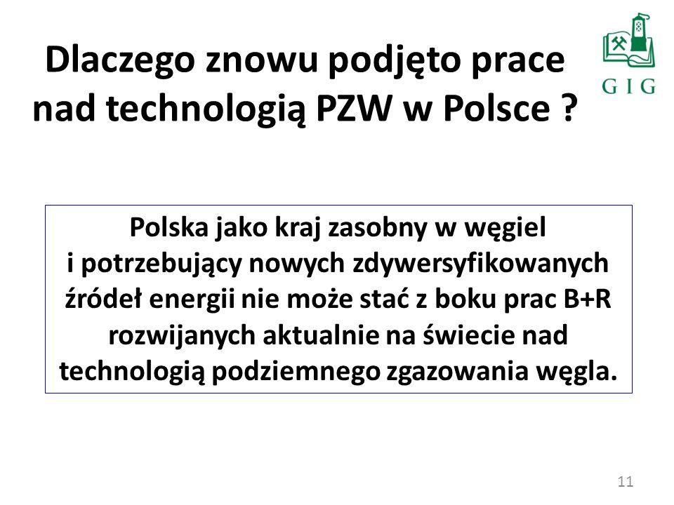 Dlaczego znowu podjęto prace nad technologią PZW w Polsce
