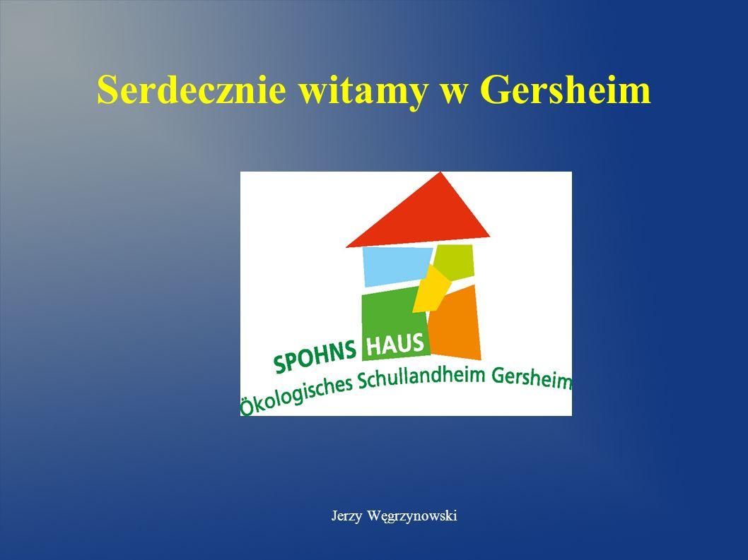Serdecznie witamy w Gersheim
