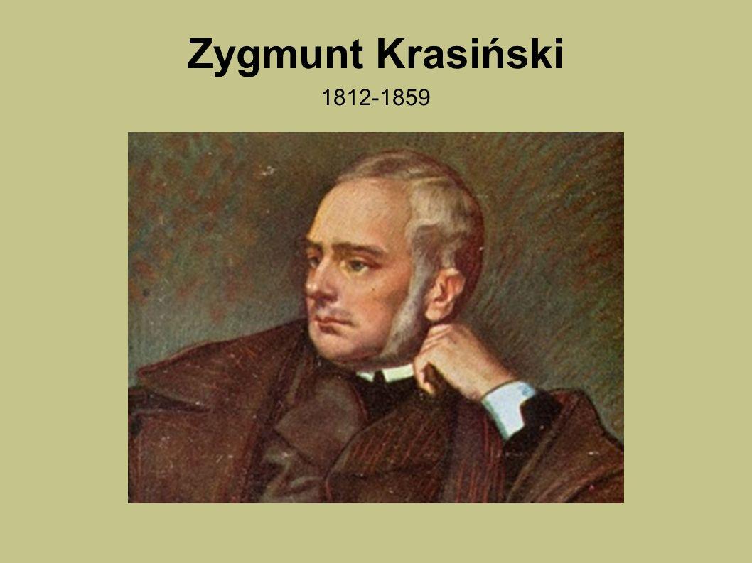 Zygmunt Krasiński 1812-1859