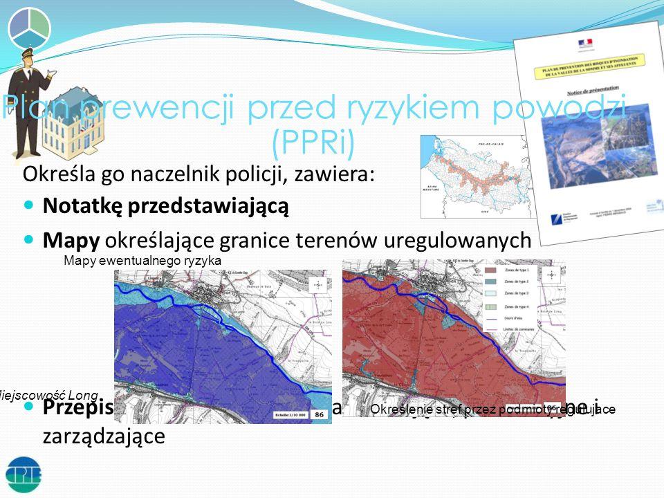 Plan prewencji przed ryzykiem powodzi (PPRi)