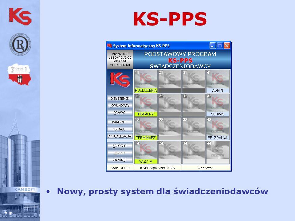 KS-PPS Nowy, prosty system dla świadczeniodawców