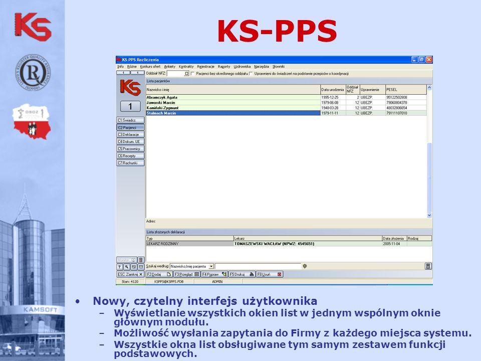 KS-PPS Nowy, czytelny interfejs użytkownika