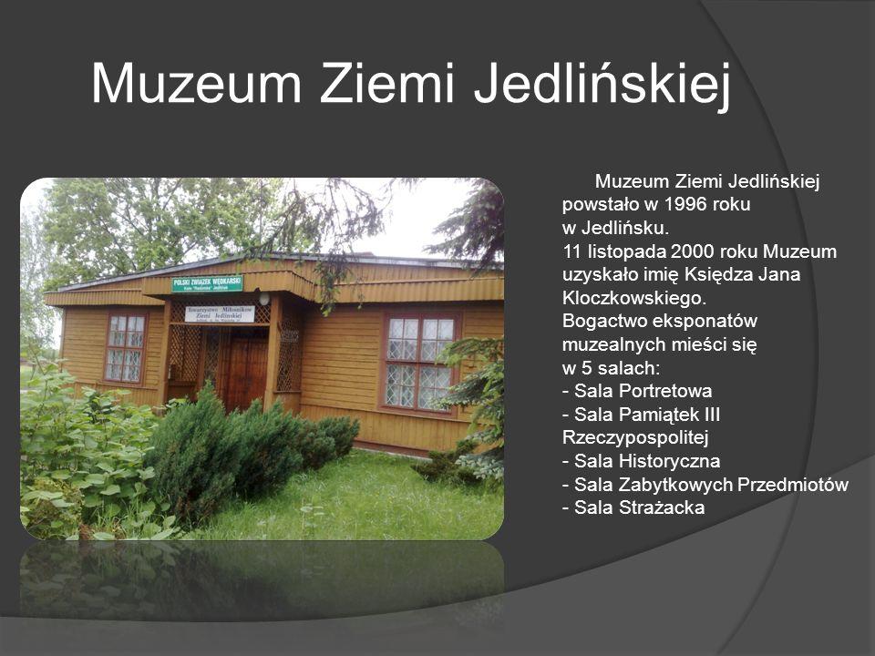 Muzeum Ziemi Jedlińskiej