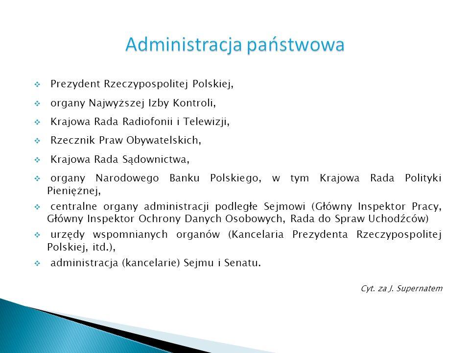 Administracja państwowa