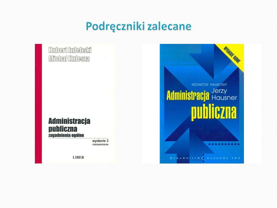 Podręczniki zalecane