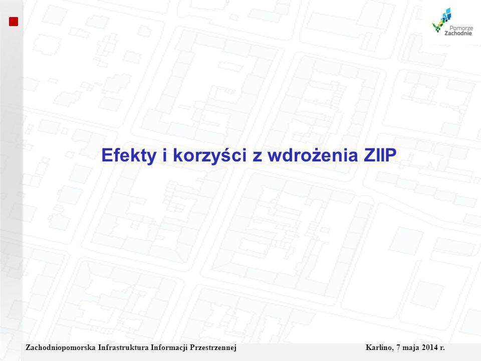 Efekty i korzyści z wdrożenia ZIIP