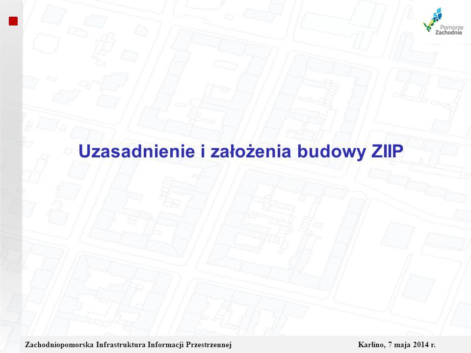 Uzasadnienie i założenia budowy ZIIP