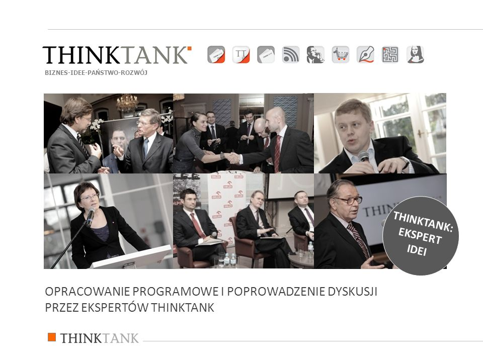 THINKTANK: EKSPERT IDEI