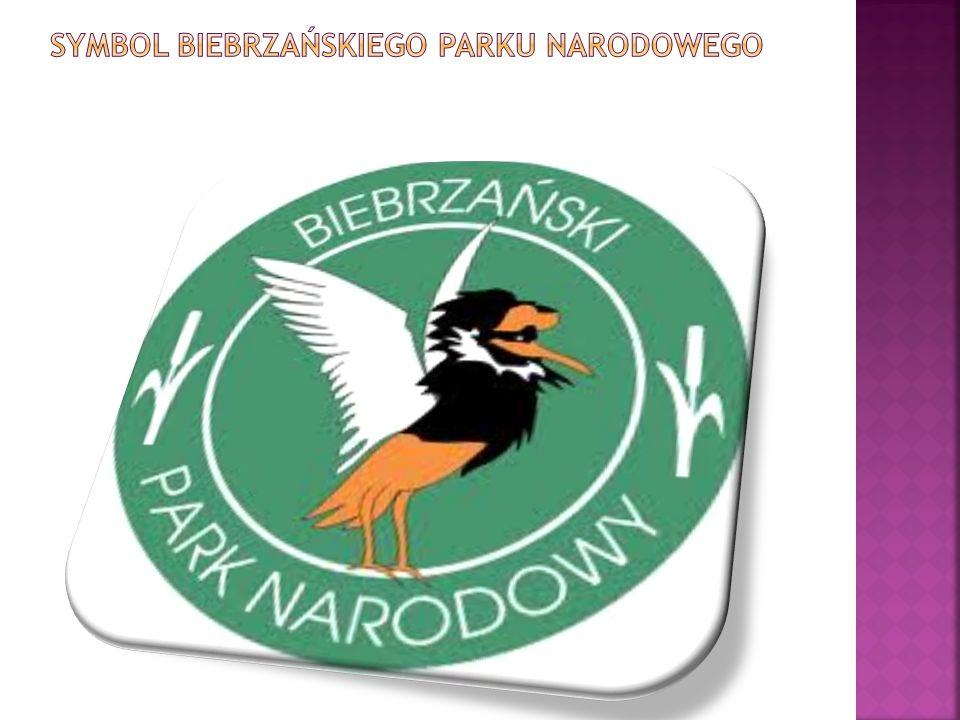 Symbol Biebrzańskiego parku narodowego