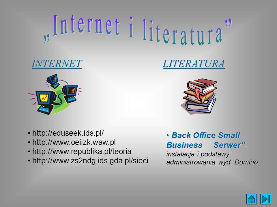 """""""Internet i literatura"""