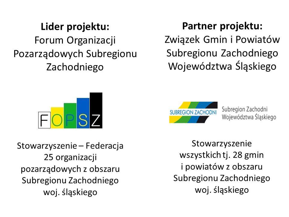 Forum Organizacji Pozarządowych Subregionu Zachodniego