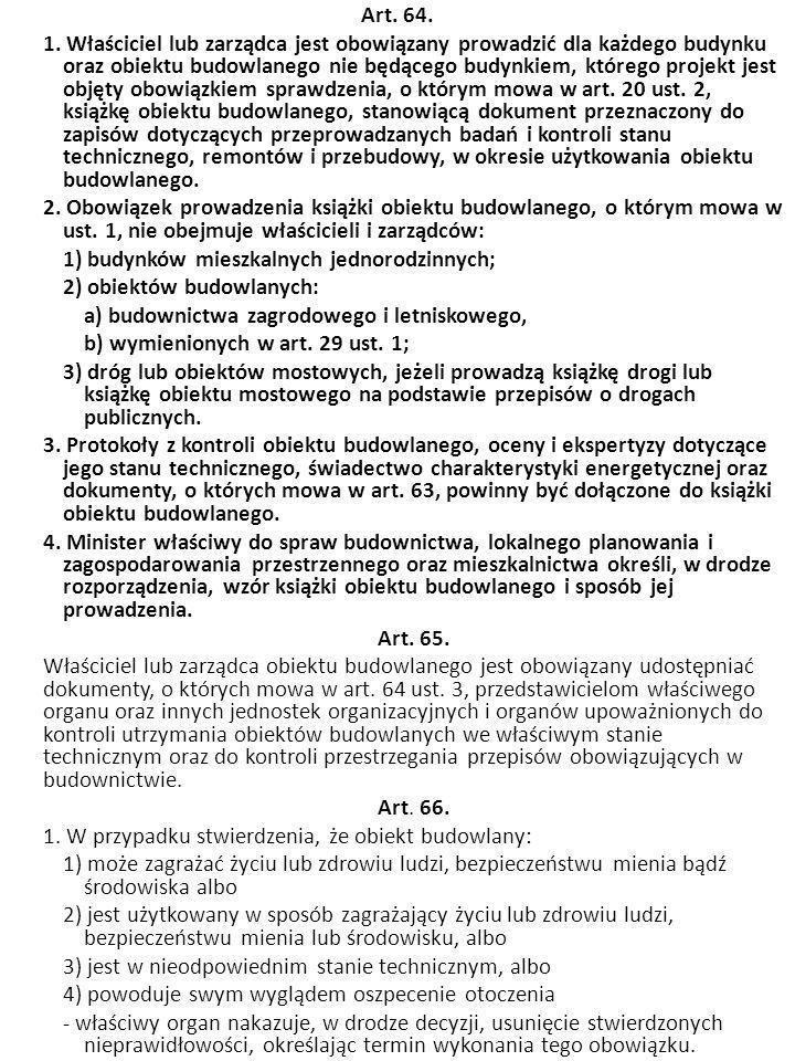 Art. 64.