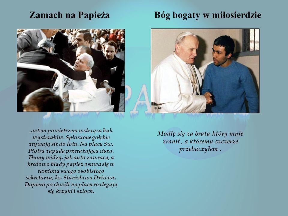 Bóg bogaty w miłosierdzie