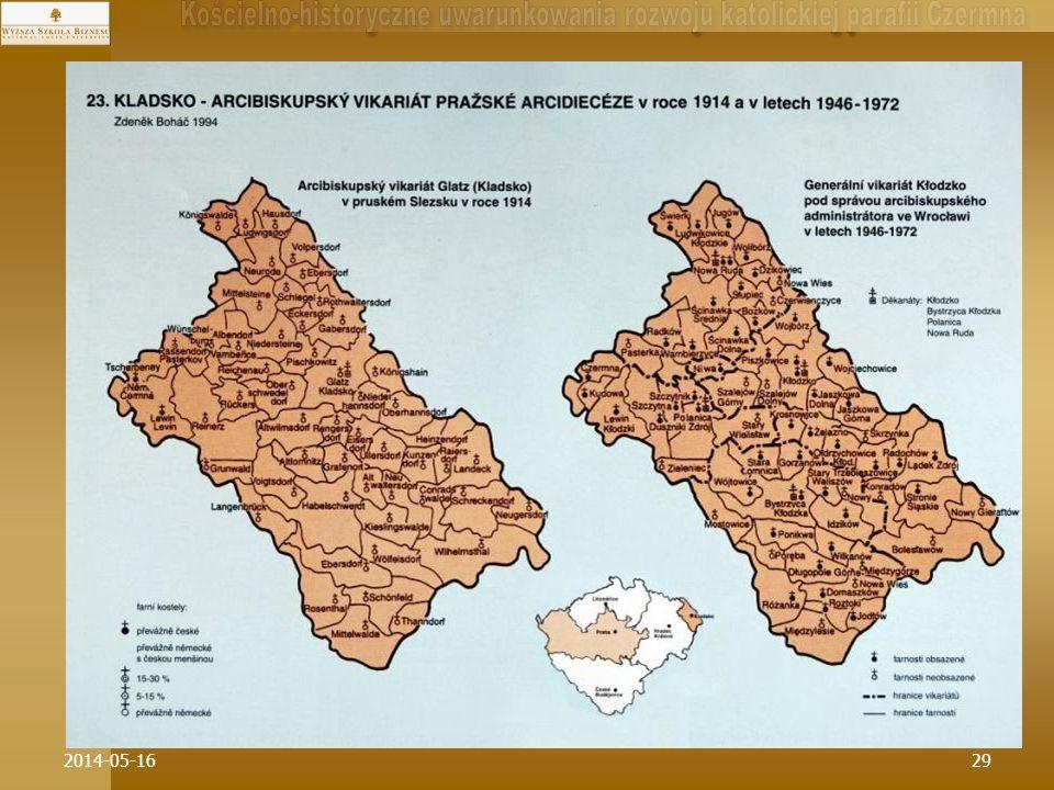 (6) Wikariat generalny z 1920 r.