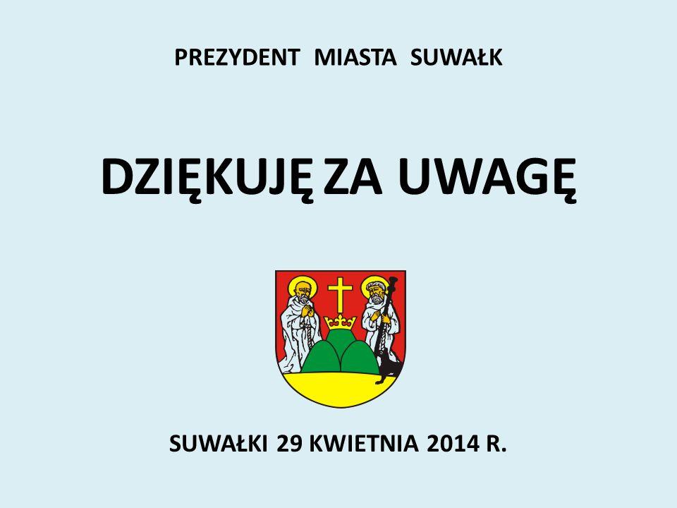 PREZYDENT MIASTA SUWAŁK