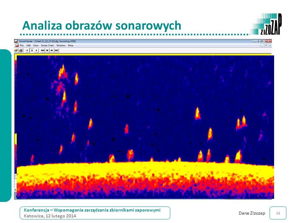 Analiza obrazów sonarowych