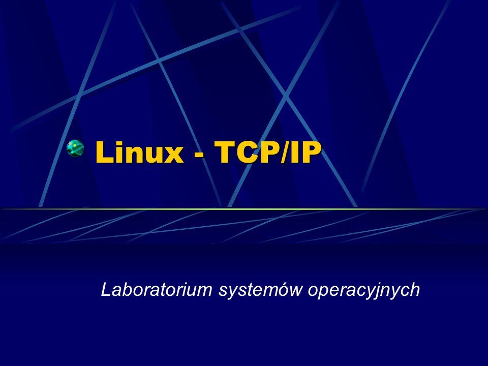 Laboratorium systemów operacyjnych