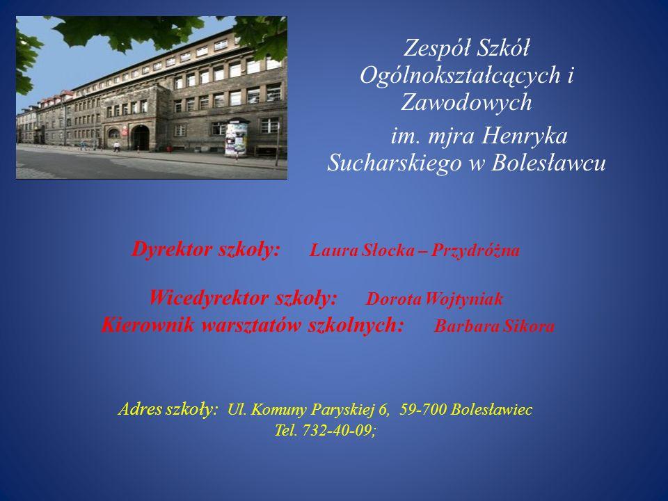 Zespół Szkół Ogólnokształcących i Zawodowych
